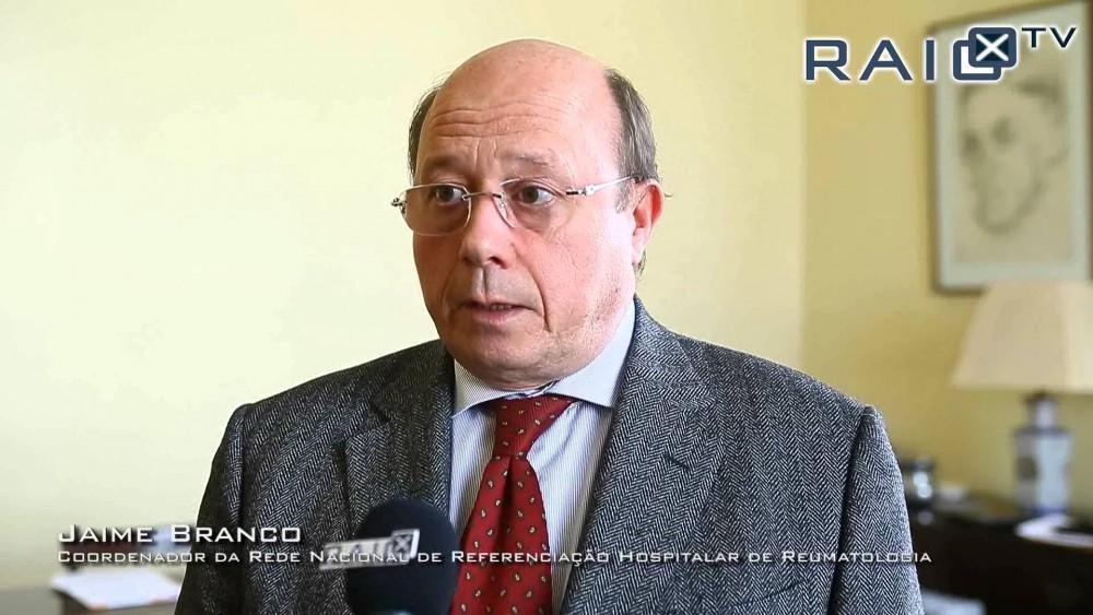 Raio-X TV | Jaime Branco Rede de Referenciação Hospitalar de Reumatologia