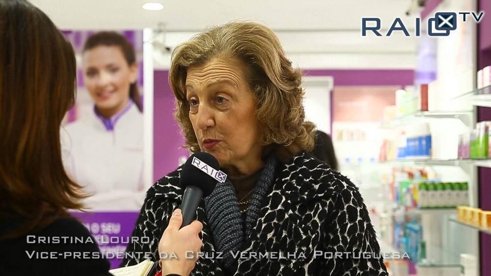 RaioX-TV | Doação Farmácias Holon à Cruz Vermelha Portuguesa
