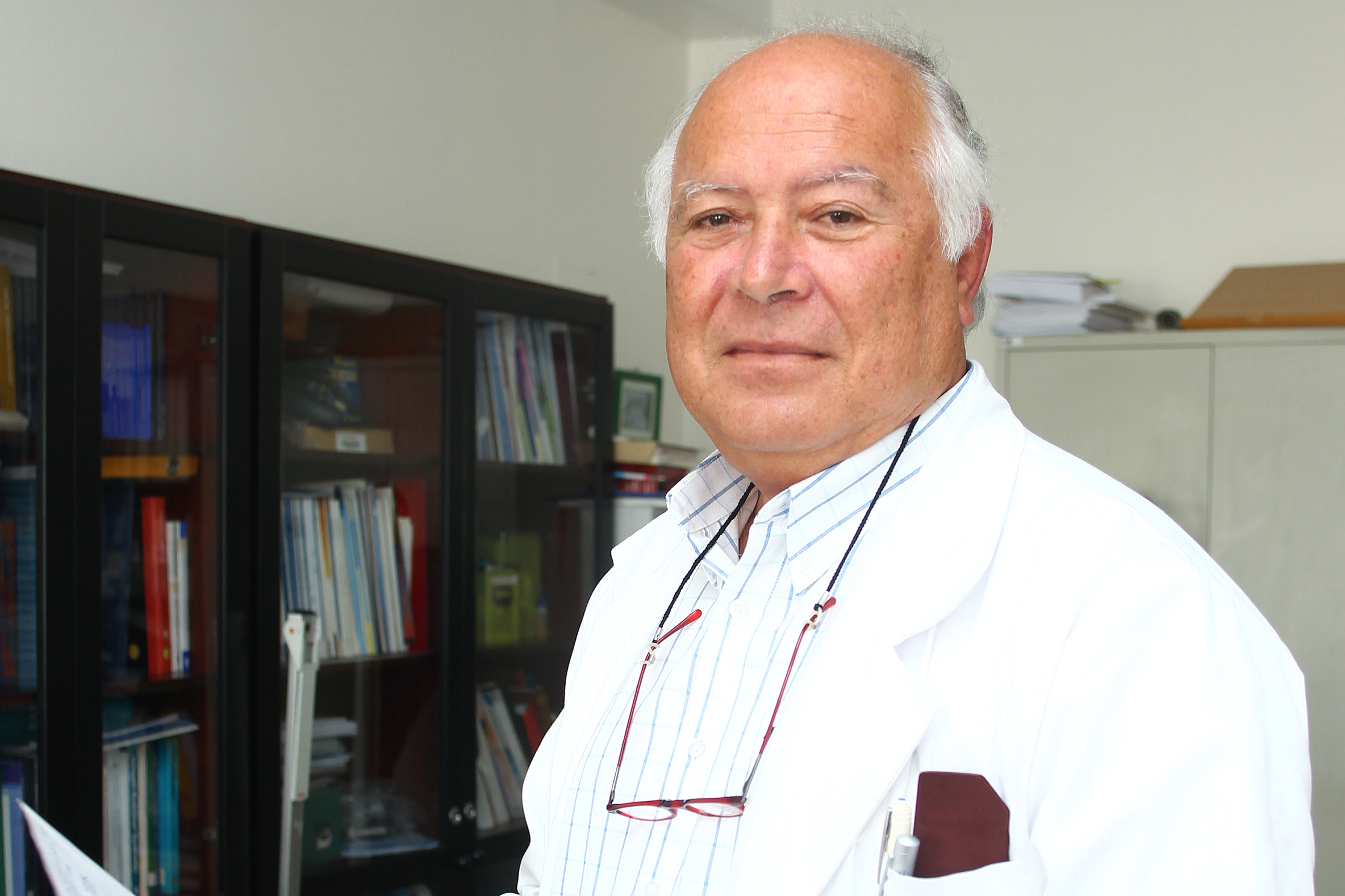 Saraiva, Prof. Antonio Machado (Endo HEM)