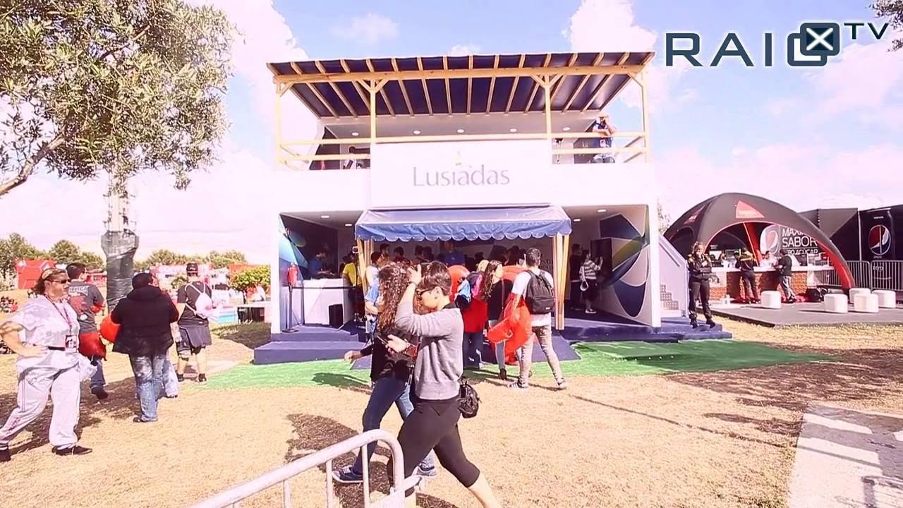 RaioX-TV | Hospital Lusíadas no Rock in Rio Lisboa 2016