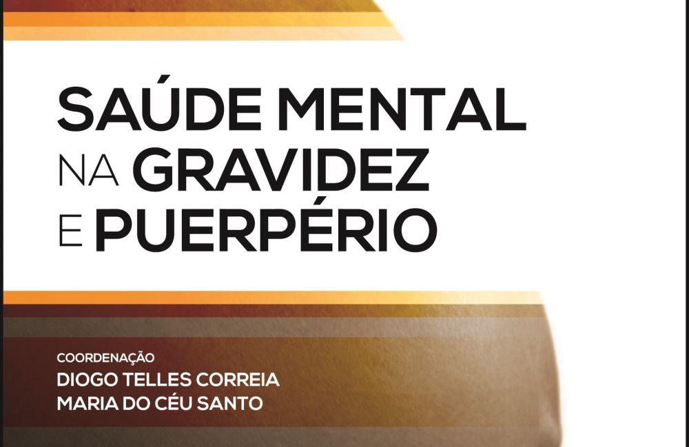 Capa Saúde Mental na Gravidez e Puerpério_16.65 euros