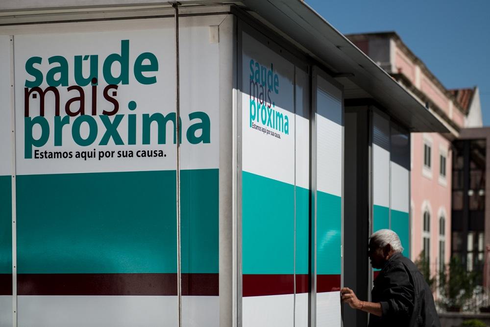 Rastreios na unidade móvel do programa Saúde mais próxima, em Alfama