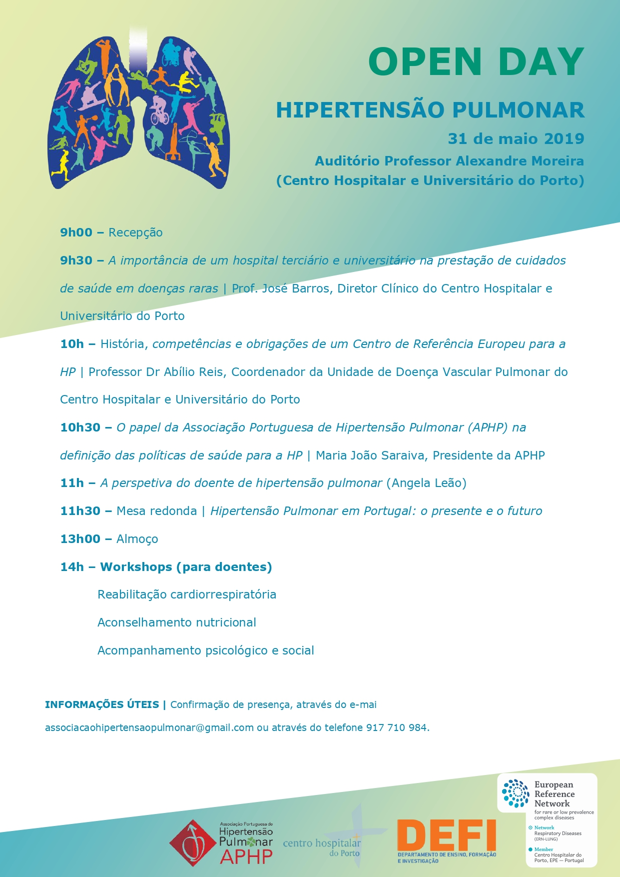 Open Day (Cartaz)_APHP